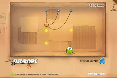 Cut to Rope